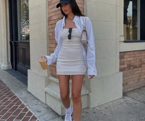 aesthetic, chic, and dress image