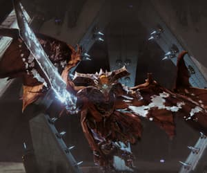 moth, monster, and the hive image