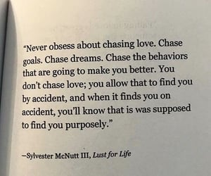 love, Dream, and goals image