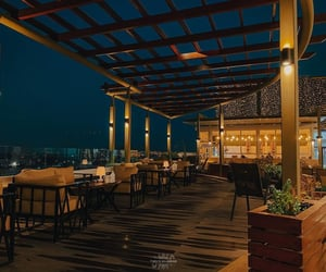 baghdad, restaurant, and interior decoration image