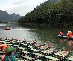 asia, travel, and Vietnam image