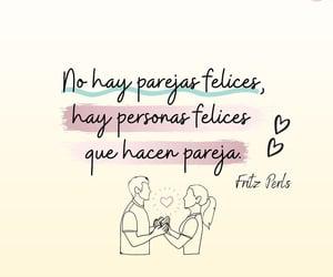 feliz, happy, and pareja image
