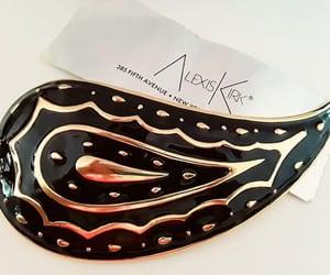 belt buckle, etsy, and designer signed image