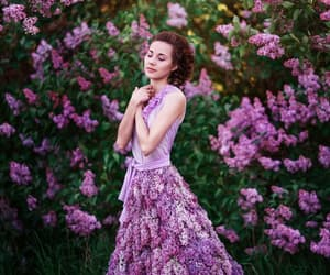 enchanted, fairytale, and garden image
