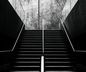 aesthetic, architecture, and black and white image