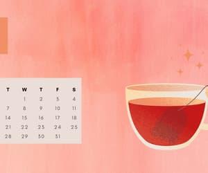 calendar, christmas, and wallpaper image