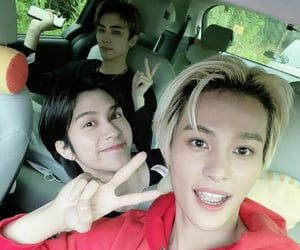 boys, cpop, and nct image