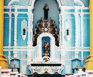 aesthetic, architecture, and blue image