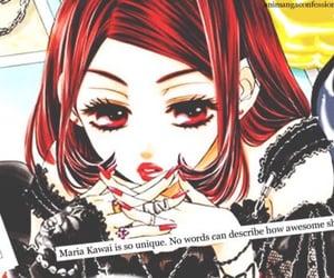 anime, manga, and maria kawai image