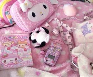 accessories, my melody, and decor image