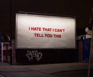 billboard, grunge, and hâte image