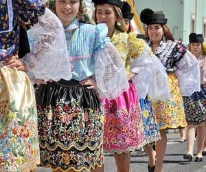 costume, portuguese, and culture image