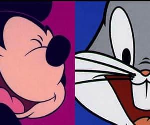 bugs bunny, warner brothers, and disney image