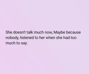 listen, maybe, and pink image