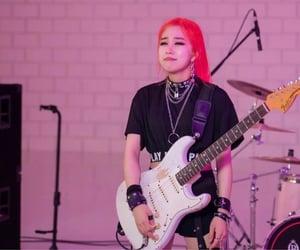 band, guitar, and k-rock image