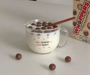 food, aesthetic, and cereal image