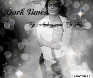 black and white, youtube, and dark times image