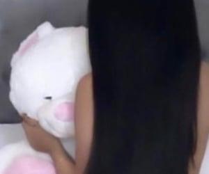 faceless, discord pfp, and stuffed animal image