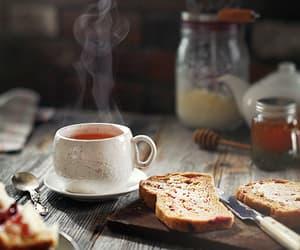 coffee, gif, and tea image