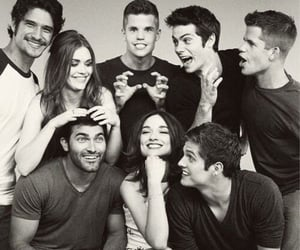 teen, wolf, and teen wolf image