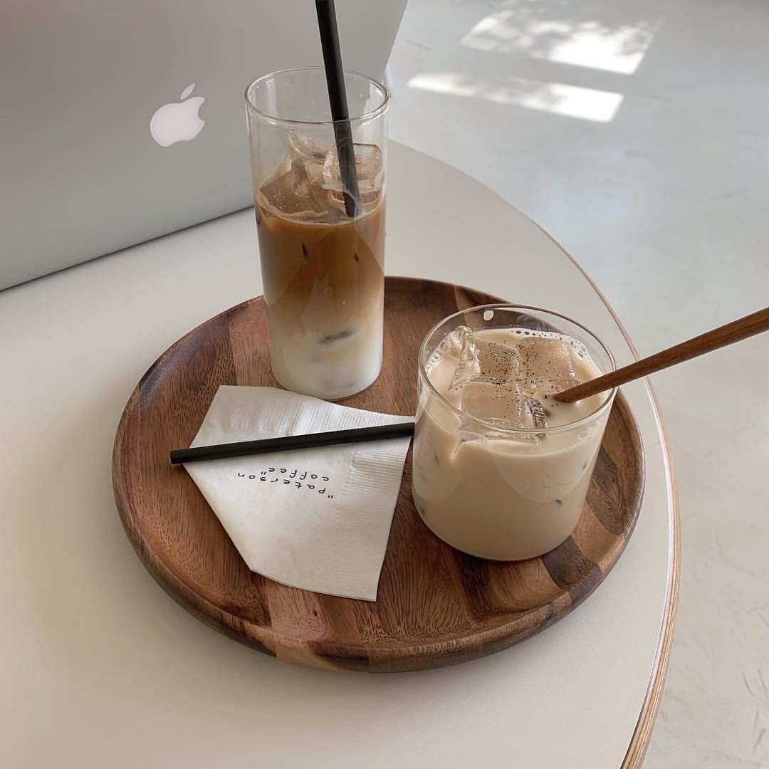 coffe, gelato, and gelado image