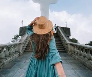 cristo redentor, foto inspiração, and rio de janeiro image