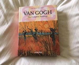 book, van gogh, and art image