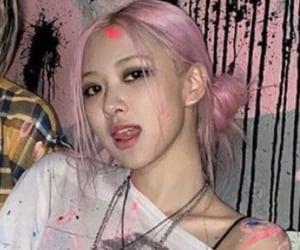 aesthetic, korean, and lisa image
