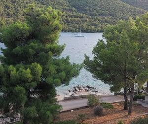 Croatia, Dalmatia, and nature image