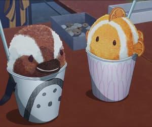 anime, kawaii, and anime food image