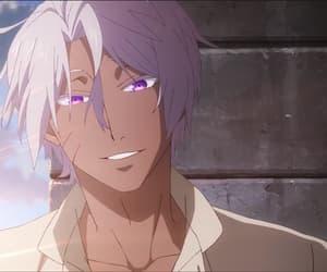 anime, anime boy, and vanitas no carte image