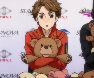 anime, yuri on ice, and animecore image