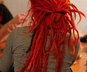 dreadlocks, extreme, and dreads image