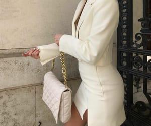 classy, cream, and fashion image