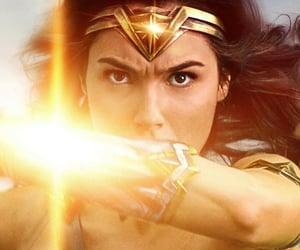 DC, heroine, and gal gadot image