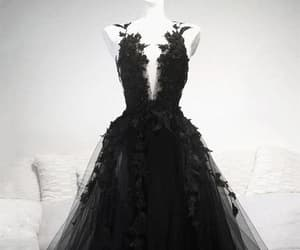 beauty, evening gown, and fashion image
