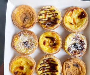 portuguese and tart image