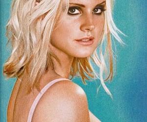 blonde, goddess, and tumblr image