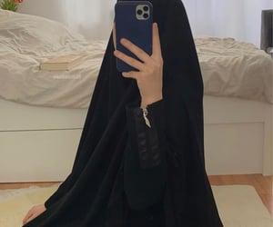 islam, gorgeous i, and jilbab image