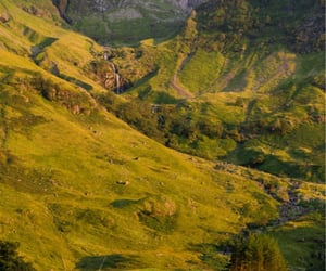 fantasy, landscapes, and scotland image