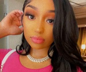 Ella, black girls, and black hair image