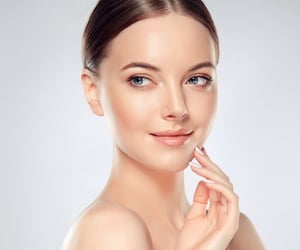 beauty, nutrition, and skincare image