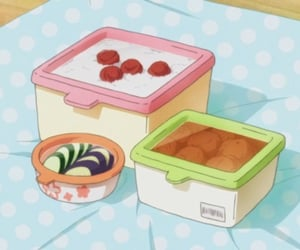 anime, anime food, and manga image