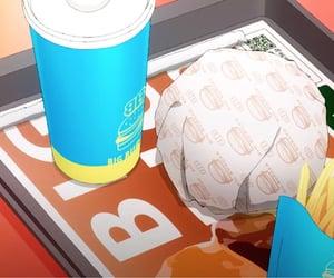 anime, anime food, and horimiya image