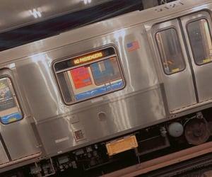 jersey, subway, and nyc image