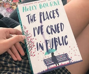 young adult, holly bourne, and book image