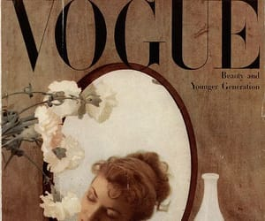 beauty, magazine cover, and chic image