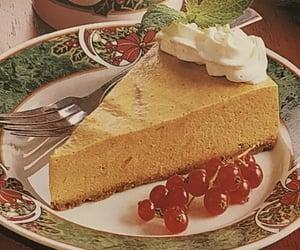 cookbook, pie, and vintage image