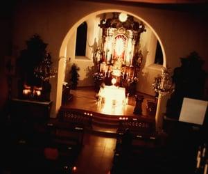 catholicism, church, and anbetung image