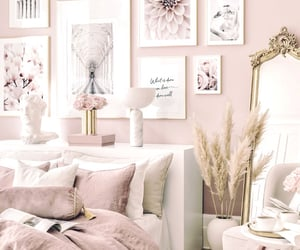 apartment, beige, and bedrooms image